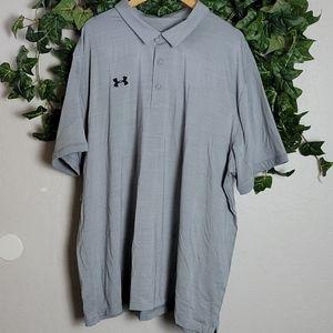 Under Armour Team Elevated Polo Shirt  4XL or 3XL